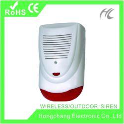 De waterdichte openluchtveiligheid van de stroboscoopsirene voor het Systeem van het Alarm (hc-F6B)