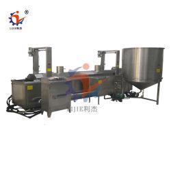 Totalmente Automático Contínuo Batatas Fritas/Crisp Máquina de fritura
