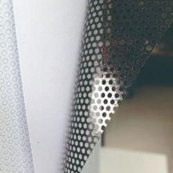 Экологически чистых растворителей Contravision сетка для полетов глаз один из способов видения наклейку перфорированные пленки окна для автомобиля и стекло