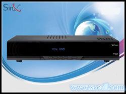 L'Uno HD DVB Vu+ seul tuner, vu+ Uno HD DVB-S2 Le récepteur satellite HD Linux