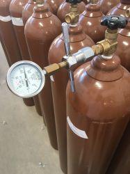 99,999% высокой чистоты газообразного гелия