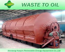 Пластмассовых отходов добычи нефти завод (D2800*L6000)