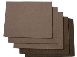 Certificado SGS 3mm 1.2X2.4m tableros de MDF para imprimir en blanco