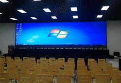 Маленький шаг пиксел светодиодный дисплей Full HD для установки внутри помещений экран P1,25 P1.56 P1.66, P1.92