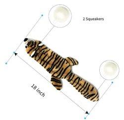 Chien jouets grinçants, Pack de 6 animaux mignons animaux de compagnie de jouets