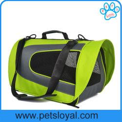 Gato como mascota de dos tamaños Oxford portador de perro de bolsos de viaje