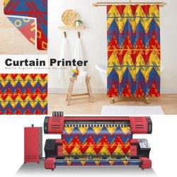 Mt Mtutech directa digital de gran formato a la Tela de rollo a rollo textil por sublimación de la máquina de impresión