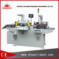 La perforation & hot stamping Machine automatique de mourir à plat de la faucheuse