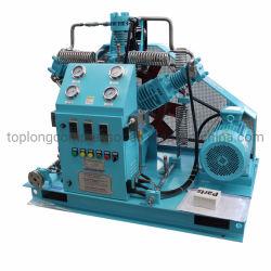5nm3 3단계 고압 무급유식 산소 압축기 질소 압축기