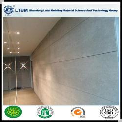 8mm de la junta de fibra de cemento para la estructura de acero de la luz