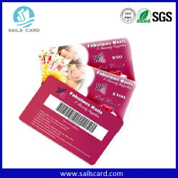 En el mercado europeo de las tarjetas de descuento de plástico
