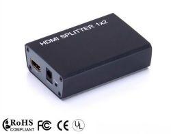 HDMI Splitser 1 van de Splitser 1X2 HDMI in 2 uit