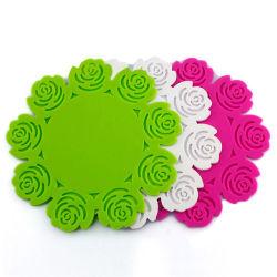Produtos de cozinha copa redonda Personalizado Coaster para Restaurante Bar Coffee Shop