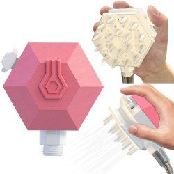 Design de Massagem Pet Limpar Brushbrush chuveiro, produtos de banho de gato, Chuveiro Grooming Escova Escova de cães
