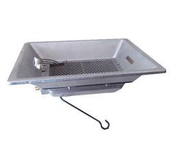 Gaz de poulet infrarouge Rustless Couveuse avec dispositif de sécurité