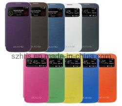 Переверните кожаная сумка чехол чехол для Samsung Galaxy S I9000