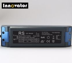 Driver de LED à courant constant économique sortie Flicker-Free idéal pour les luminaires d'éclairage intérieur 36W 40W 48W Le driver de LED