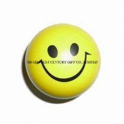 [بو] زبد إجهاد كرة يبتسم كرة يمزح هبة جديد لعبة