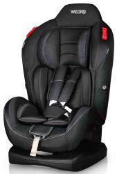 Nosotros02 Bebé Asientos de Coche /asientos de carro/coche de seguridad Asientos Grupo1 Black+29-25kg.