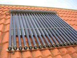 100L-300L dividir el tubo de vacío colector solar térmico sin pierna