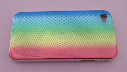 حقيبة قوس قزح للهاتف لهاتف iPhone