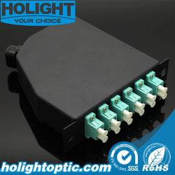 Гпр для LC OM3 волокна Lgx модуль кассеты для оптоволоконного кабеля