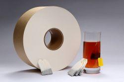 Carta da filtro per sacchetti di tè senza sigillo termico di alta qualità