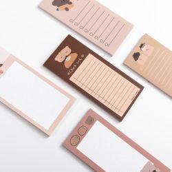 De gros de différents types personnalisés Sticky mini bloc-notes numérique 3D Planificateur de poche Tablet