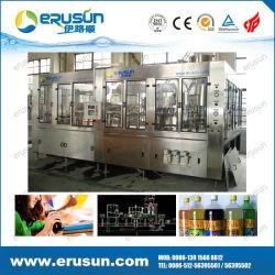 機械31で満ち、キャップする300ml-1.5liter洗浄のプラスチックびんの炭酸飲み物