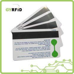 忠誠のカード式(ISO-HICO)のための強打のカードの縞のクレジットカード
