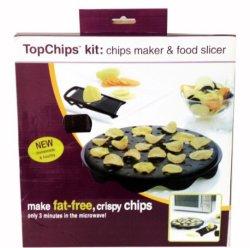 Topchip Installationssatz, Küche-Gebrauch, Kartoffel-Chip-Hersteller (TV0212)