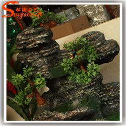 Guangzhou Wholesales gefälschten künstlichen Aquarium-Plastikfelsen