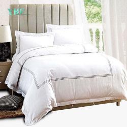 Hotel de lujo Jacquard Rey ropa de cama Ropa de cama colcha edredón personalizado