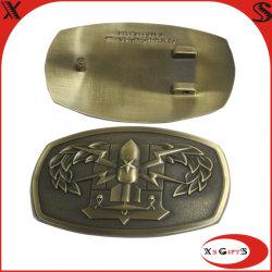 メンズ用米国メタルアンティーク黄銅ベルトバックル
