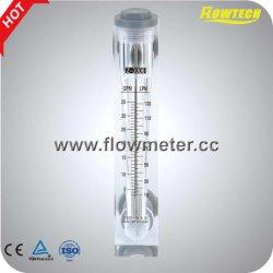 Durchflussmesser Für Wasserdurchfluss, Typ Acryl, Panel