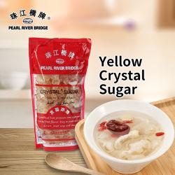 Gelbe Kristallperlen-Fluss-Brücken-Marken-Qualitäts-raffinierter Zucker des zucker400g