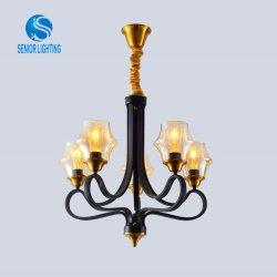 Commerce de gros Fancy Fixture modernes de designer intérieur a conduit la pendaison d'éclairage décoratif Lustre