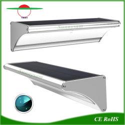 Voyant LED 24/ 48/ 60LED IP65 étanche en aluminium mur solaire lumière avec capteur radar