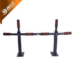 Pull-up plegable puerta de la barra de chin-formador de barras para marcos de puertas sin los tornillos de renegociación de la perforación para el ejercicio gimnasio en casa
