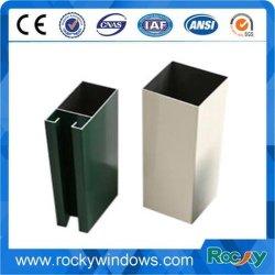 Aluminiumprofil, das Türen und Windows bildet