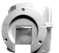 La presión de aleación de zinc Fundición de metales para Key Ring