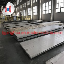 AISI347 Tp347 347Hのステンレス鋼の版シート