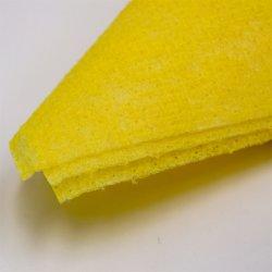 Küche, die nichtgewebtes buntes Wischer-Teller-Tuch säubert
