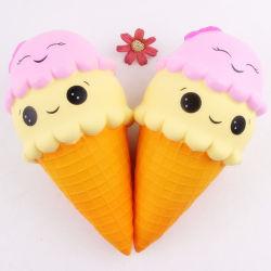 Kundenspezifische Qualitäts-Squishy Spielzeug mit Gerüchen verlangsamen steigende Squishy Eiscreme-Eichhörnchen-Spielwaren