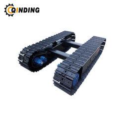 HD400-1 HD400-2용 Digger 섀시 Kaho 굴삭기 트랙 체인
