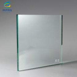 3-19mm Trempé de construction d'un grade de verre flotté clair