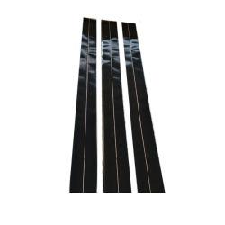 La Chine a produit l'Allemagne de la technologie couche de chrome noir Populared absorbeur solaire Alumminum les ailettes de tuyauterie en cuivre
