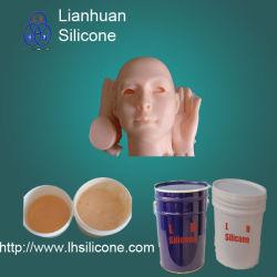Corpo humano-2 RTV Silicone Grau Médico