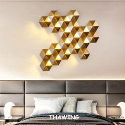 Светодиод современных декоративных домашнего освещения в помещении, агат настенный светильник, настенный светильник