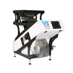 Wycs1-64 Sacha Inchi separações de cores da máquina para a Colômbia agricultor